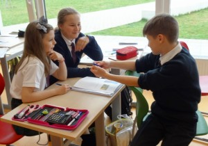 class 5A speaking practice
